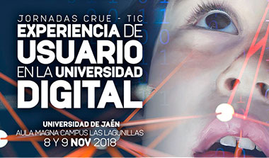 Jornadas CRUE - TIC - JaénCongresos